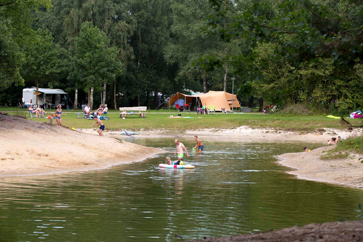 Hartje Groen – Camping