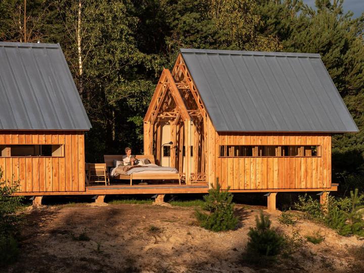 De Holenberg – Cabin Anna
